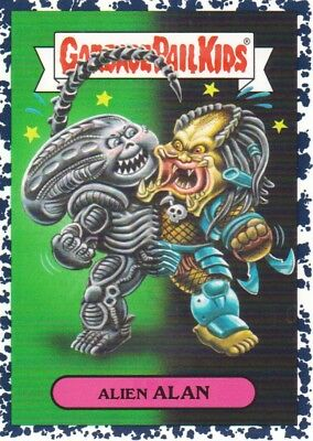2018 Garbage Pail Kids Oh The Horror-ible Bruised #MSF1a Alien Alan