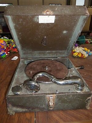 VTG Working Original WATCHTOWER Phonograph IBSA Rutherford Jehovah's Witnesses