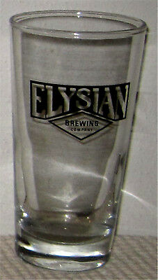 Elysian Brewing Taster Glass- Seattle, Wa