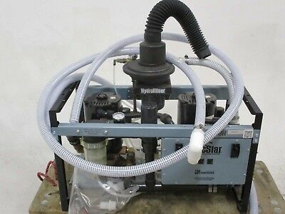 NEW Air Techniques VS50H Dental Vacuum Pump for Suction w/ Water Recycler