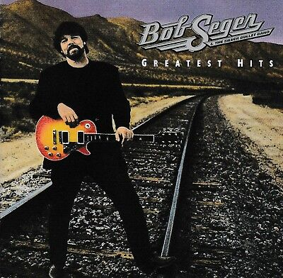 Bob Seger & The Silver Bullet Band Greatest Hits CD