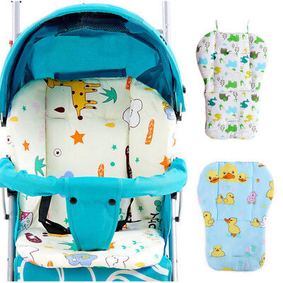 Baby Stroller Seat Thick Cover Padding Pram Liner Pad Cushion Mattress For Baby