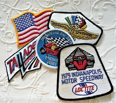 Auto Patch Lot .. Souvenir / Advertising  -   Craft Patches - Buy it Now