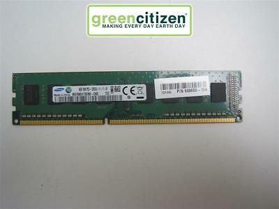 Samsung M378B5173CB0-CK0 4GB 1Rx8 PC3-12800U Unbuffered DDR3 1600 1.5V RAM