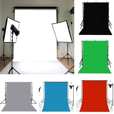 5x7ft Photography Studio Non-woven Background Screen solid colors Backdrop