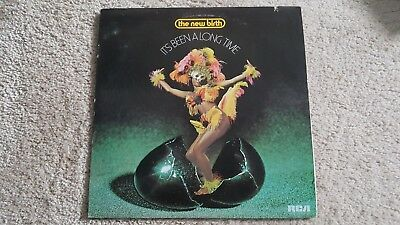 VINYL LP The New Birth It's been a long Time Funk Soul USA 1973 Melvin Wilson