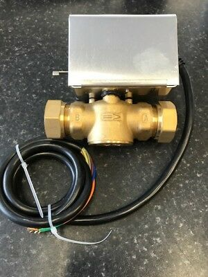 ECLIPSE 22mm 2 TWO PORT MOTORISED ZONE VALVE 5 WIRE