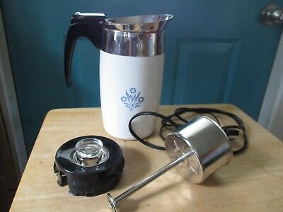 Electric Percolator Coffee Pot - Tested and Works
