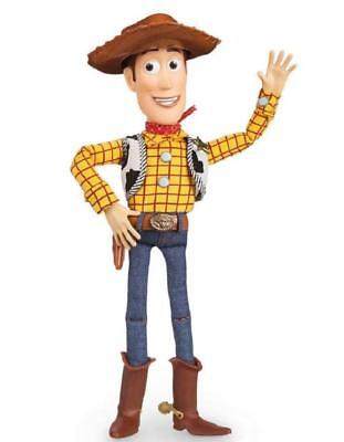 """Toy Story PULL STRING WOODY 16"""" TALKING FIGURE - Disney Exclusive [Toy]"""