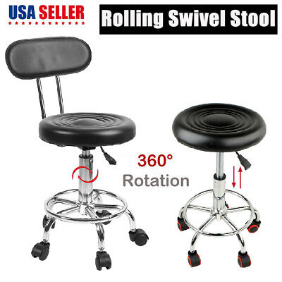 Stupendous Adjustable Hydraulic Salon Spa Swivel Bar Stool Chair Facial Caraccident5 Cool Chair Designs And Ideas Caraccident5Info