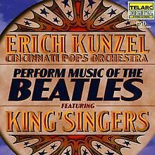 Perform Music of the Beatles von Kunzel,Erich | CD | Zustand sehr gut