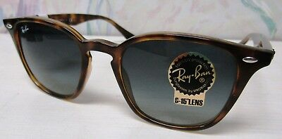 f5818e1015 NEW! RAY-BAN RB4258 HighStreet 710 11 Sunglasses G-15 Lens  FREE ...