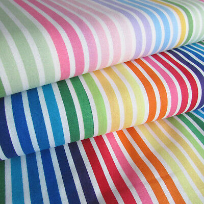 REMIX STRIPES 100% cotton fabric by Ann Kelle for Robert Kaufman per FQT