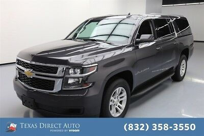2017 Chevrolet Suburban LT Texas Direct Auto 2017 LT Used 5.3L V8 16V Automatic 4WD SUV Bose OnStar