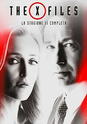 Dvd X Files - Stagione 11 (3 Dvd)