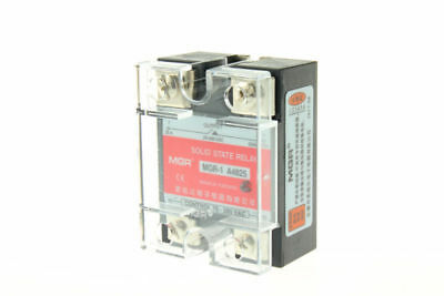 SSR 25AA AC-AC Solid State Relay Input 70-280V Load 24-480V 25A US Stock