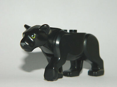 Puma in schwarz City 1 Panther Lego Dschungel