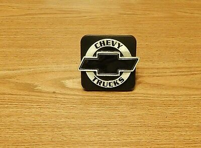 """Chevy Trucks Trailer Hitch Cover Plug For 2"""" Opening"""
