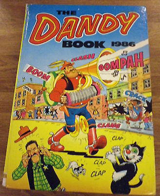 The Dandy Annual 1986