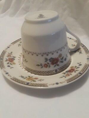 KINGSWOOD Cup & Saucer Plate Set ROYAL DOULTON TC1115 Discontinued