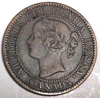# 7275C     Canada     Coin,     Large Cent   1859