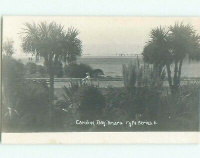 old rppc NICE VIEW Timaru - Canterbury New Zealand i1932