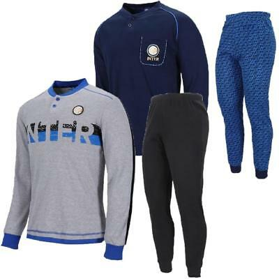 Herren Pyjamas Inter Kleidung offiziel FC international PS 27917 Pyjamas Ca