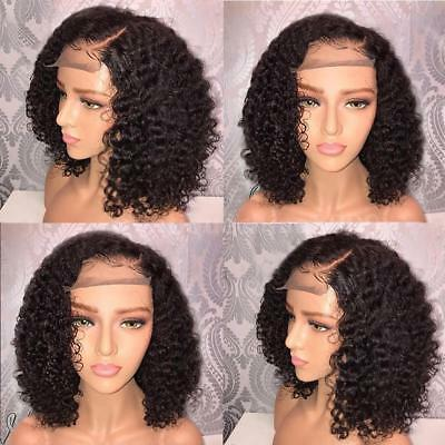 Full Wig Small Wave Curly Hair Synthetic Hair Lace Mesh Cap For Women Lady Wig