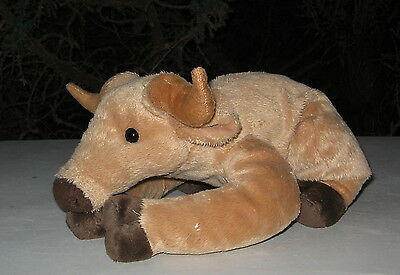 Steer Plush Cattle Toy Ridgewood Collectables