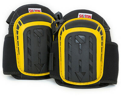 SSKPBY Saxton Heavy Duty Gel Knee Pads DIY Work Gardening Flooring Carpet etc