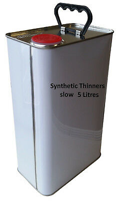 Commercial Synthetic Thinner 5L