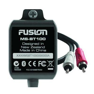 Fusion BT100 Marine Bluetooth Module/Receiver - Black