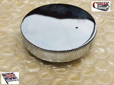 2 Inch fuel / oil tank cap suit BSA Triumph Norton AJS