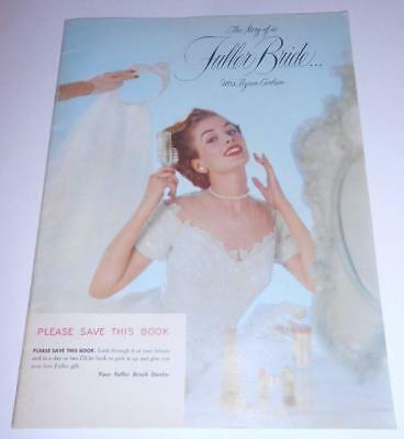 catalog 1960s vintage FULLER BRIDE 36 pages MID CENTURY personal & home care