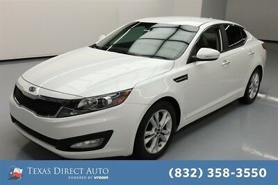 2011 KIA Optima EX Texas Direct Auto 2011 EX Used 2.4L I4 16V Automatic FWD Sedan