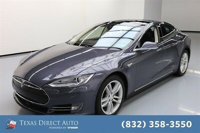 2014 Tesla Model S 60 kWh Battery Texas Direct Auto 2014 60 kWh Battery Used Automatic RWD