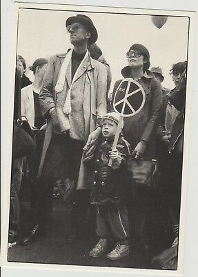 Campaign For Nuclear Disarmament CND Nuclear Resisters Hyde Park London 1980