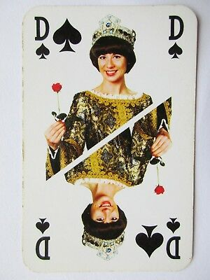 Story. Interessantes aelteres Kartenspiel. Great vintage playing cards. Belgium.