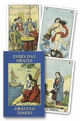 Every Day Oracle by Lo Scarabeo Staff (2007, Cards,Flash Cards)
