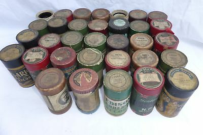 33 X Phonograph Cylinder Records