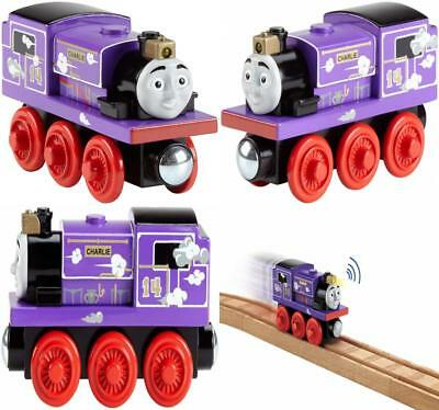 Fisher-Price Thomas The Train Wooden Railway Roll and Whistle Charlie