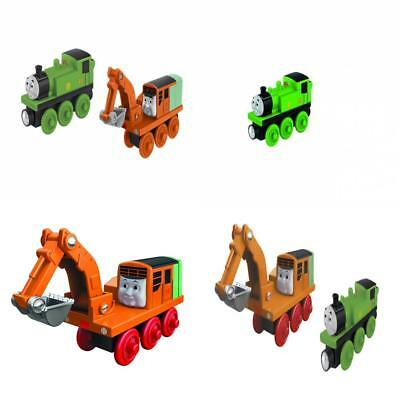 Fisher-Price Thomas The Train Wooden Railway Oliver and