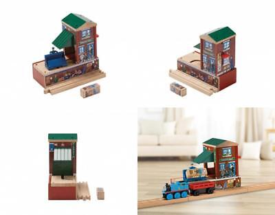 Fisher-Price Thomas The Train Wooden Railway Tidmouth Station