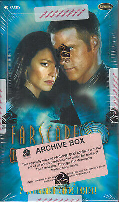 Farscape Through The Wormhole  - One (1) Factory Sealed Archive Box