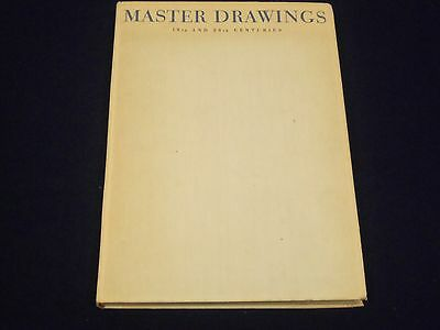 Master Drawings Collection Of Budapest Museum 19Th & 20Th Century Book - Kd 2868