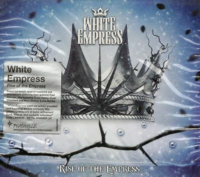 White Empress - Rise Of The Empress (2014 CD) New & Sealed