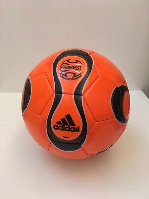 Adidas Matchball Teamgeist Powerorange Winter