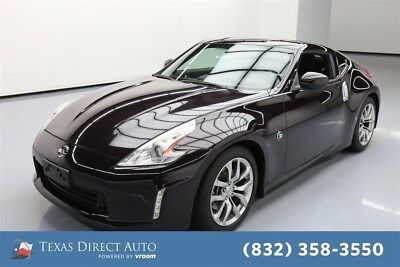 2013 Nissan 370Z Base 2dr Coupe 7A Texas Direct Auto 2013 Base 2dr Coupe 7A Used 3.7L V6 24V Automatic RWD Coupe
