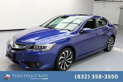 2016 Acura ILX 4dr Sedan w/Technology Plus and A-SPEC Package Texas Direct Auto 2016 4dr Sedan w/Technology Plus and A-SPEC Package Used FWD