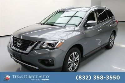 2018 Nissan Pathfinder SL Texas Direct Auto 2018 SL Used 3.5L V6 24V Automatic FWD SUV